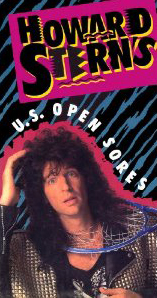 Howard Stern US Open Sores