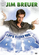Jim Brewer DVD Let's Clear The Air
